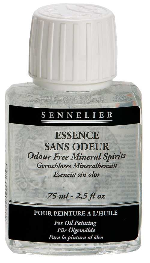 Odor Free Mineral Spirits 0