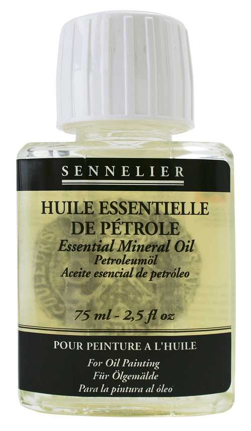 Essential Mineral Oil 0