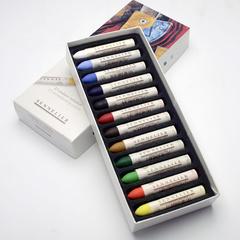 oil pastels – card boxes