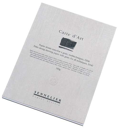 Carte d''Art drawing pads (D340) 0