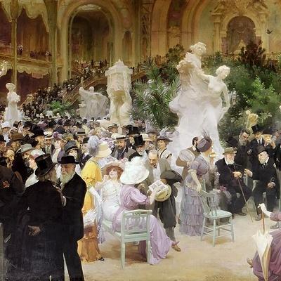 Sennelier, partner of the Salon of the Société des Artistes Français